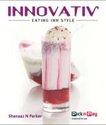 Innovativ Cover 1 - Shanaaz Parker cook book
